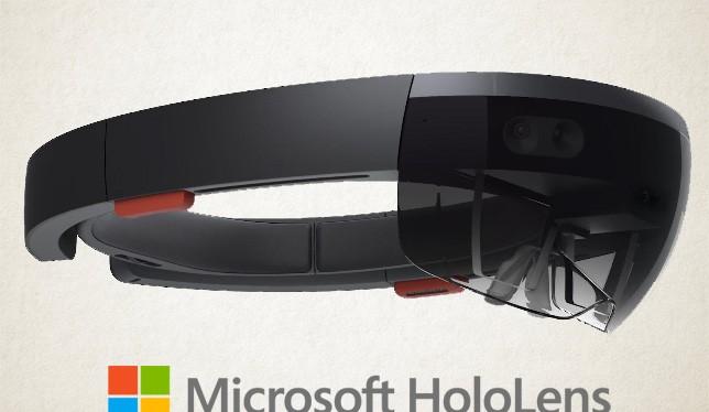 Microsoft HoloLens mở tương lai cho ngành y tế