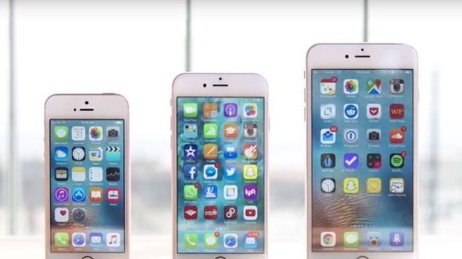 Dung lượng pin iPhone 7 cao hơn iPhone 6S