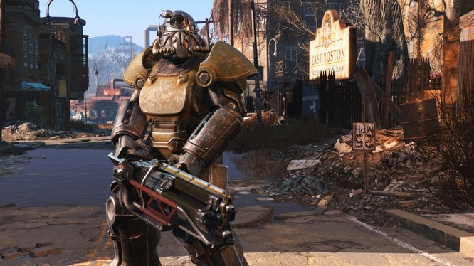 PlayStation 4 chưa hỗ trợ mod cho Fallout 4