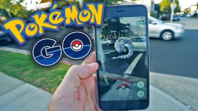Ứng dụng Pokémon Go giả mạo rất phổ biến