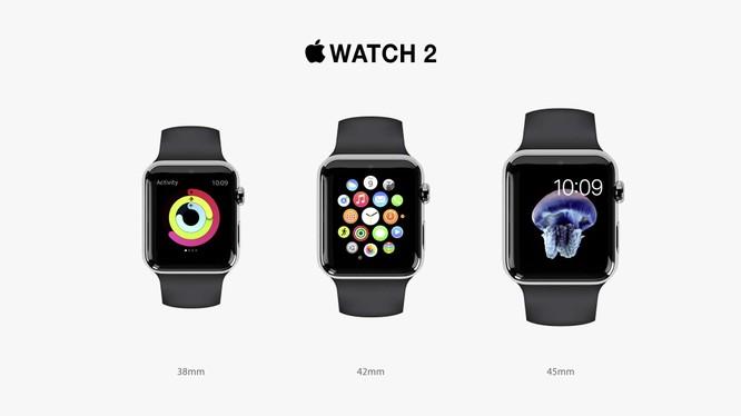 Khám phá nội thất Apple Watch 2