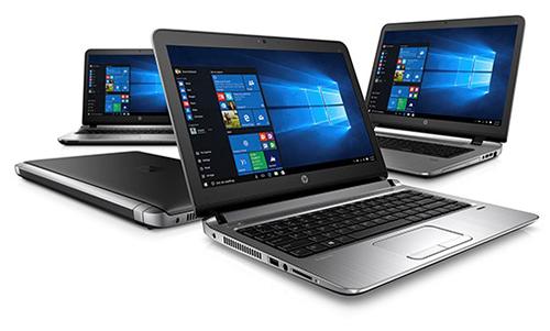HP làm mới dòng laptop doanh nghiệp ProBook 400