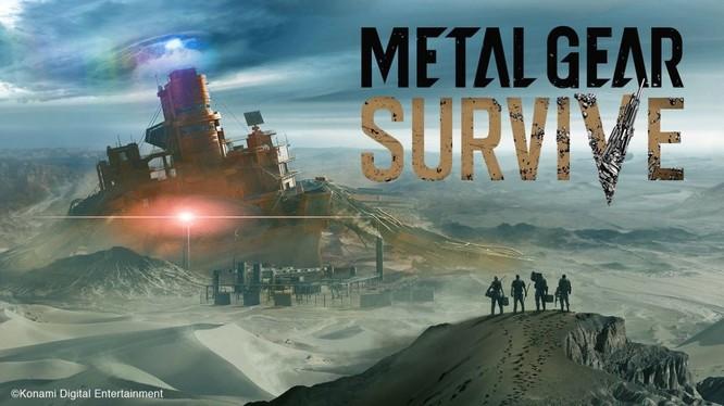 Kojima và Metal Gear Survive: Chẳng liên quan gì nhau