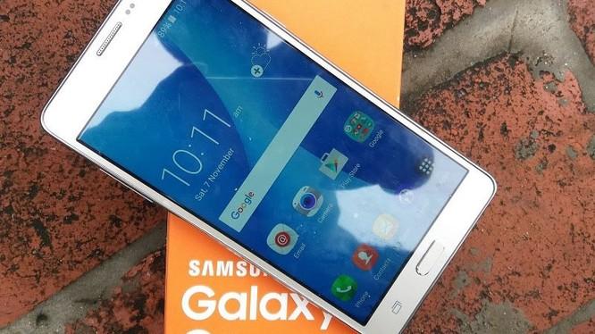 Samsung Galaxy On7 2016 chính thức ra mắt