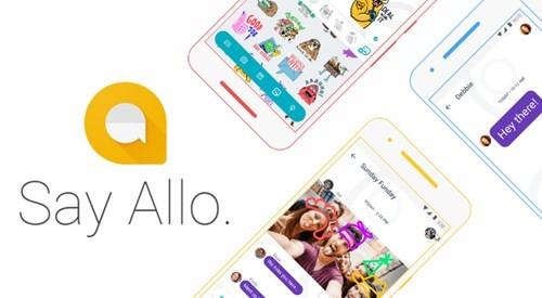 Google Allo vượt mốc 5 triệu người dùng