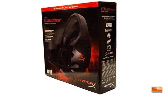Headphone chuyên game HyperX Cloud Stinger – nhẹ và rẻ hơn