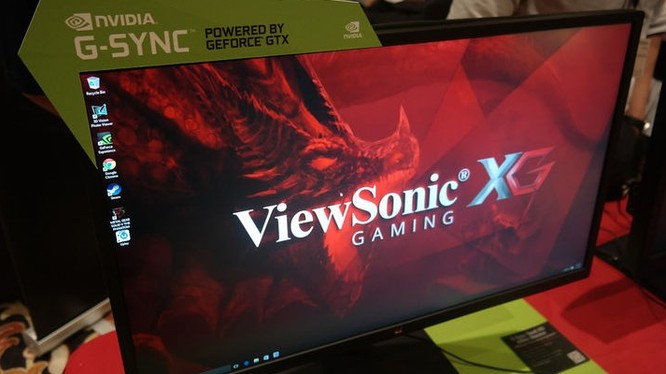 ViewSonic đồng hành cùng thể thao điện tử