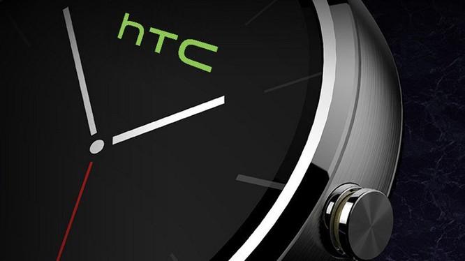 Đồng hồ thông minh HTC lộ diện