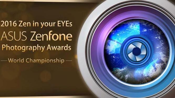 Chụp ảnh bằng Asus ZenFone cơ hội trúng thưởng ZenFone 3