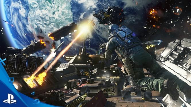 Hé lộ cấu hình tối thiểu Call of Duty: Infinite Warfare