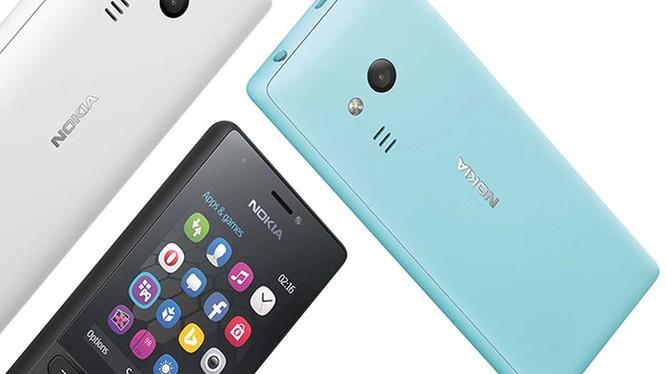 Nokia 216 kèm MicroSD 8GB lên kệ Việt giá 820 nghìn