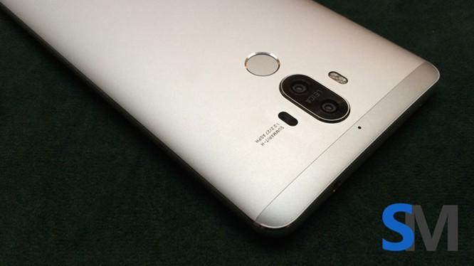 Huawei Mate 9 lộ ảnh thực tế sát ngày ra mắt
