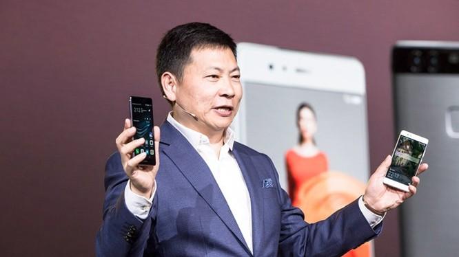 Richard Yu – CEO Huawei.