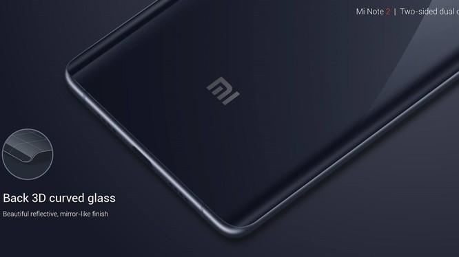 Trên tay Xiaomi Mi Note 2 bản Jet Black vừa 'cập bến'