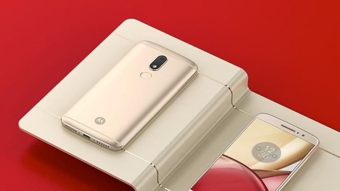 Moto M ra mắt: Chip 8 nhân, RAM 4GB, giá 295USD