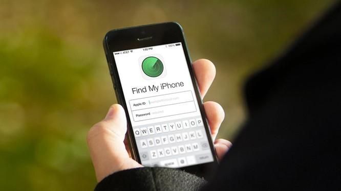 Apple giúp tìm iPhone ngay cả khi máy bị tắt nguồn