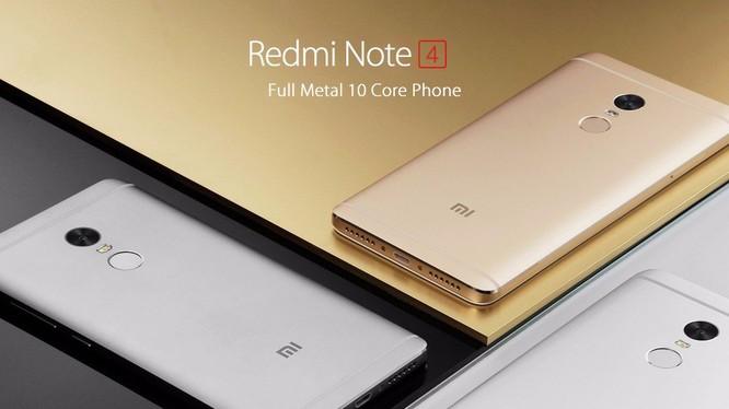 Xem Xiaomi Redmi 4 đầu tiên về Việt Nam giá 3 triệu