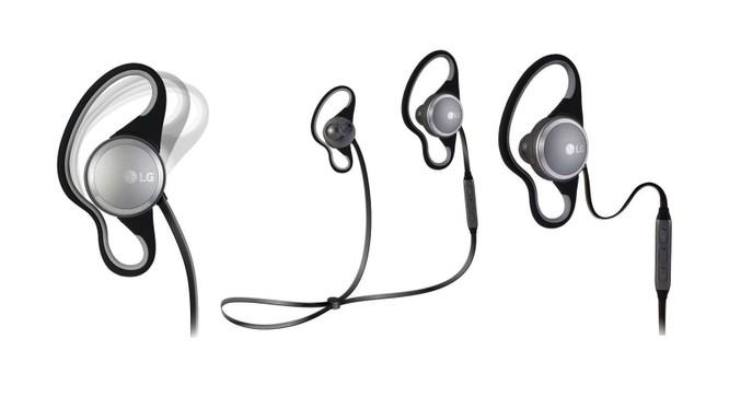 LG ra mắt headphone Bluetooth cho dân mê thể thao