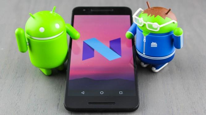 Password được mã hóa trên Android 7 không an toàn