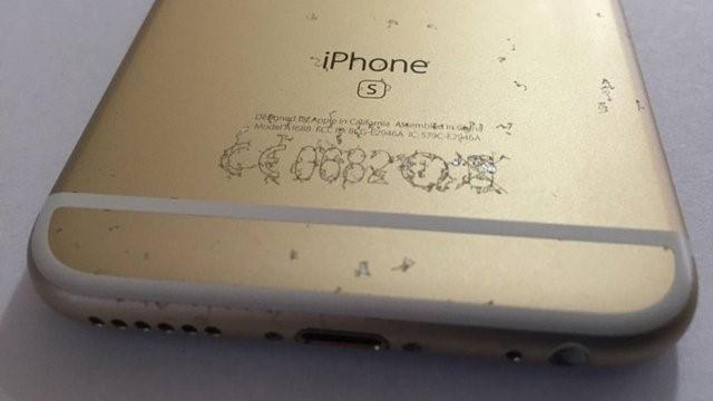 iPhone 7 series vẫn dễ bị tróc sơn như iPhone 6s