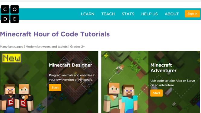 Microsoft giới thiệu web học lập trình miễn phí cho mọi lứa tuổi