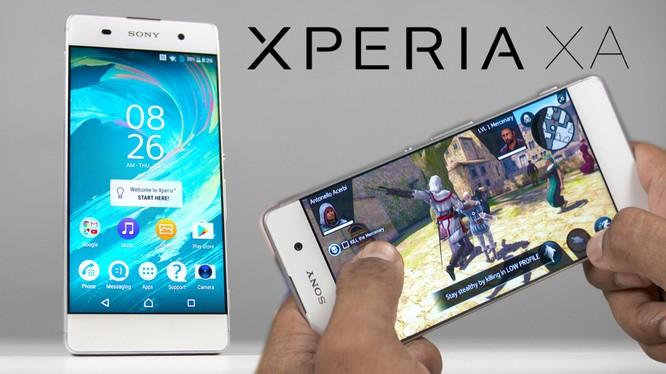Sony giảm giá Xperia XA cả triệu, tặng dock sạc