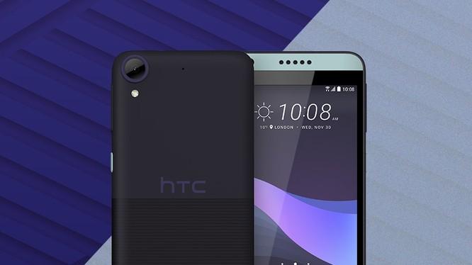 HTC ra mắt smartphone phổ thông Desire 650