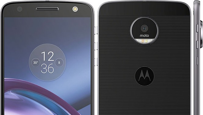 Cận cảnh Motorola Moto Z tại Việt Nam