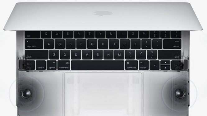 MacBook Pro 2016 có thể bị hư loa khi cài Windows