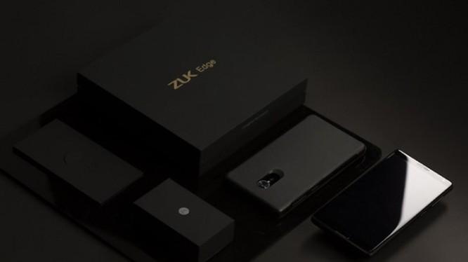 CEO Lenovo khẳng định tuần tới Zuk Edge sẽ ra mắt