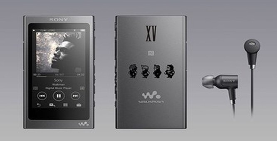 Walkman Final Fantasy XV với thiết kế riêng, phiên bản hạn chế.