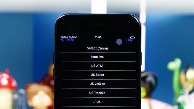 iPhone 7 lock đổ bộ về Việt Nam giá 13-15 triệu