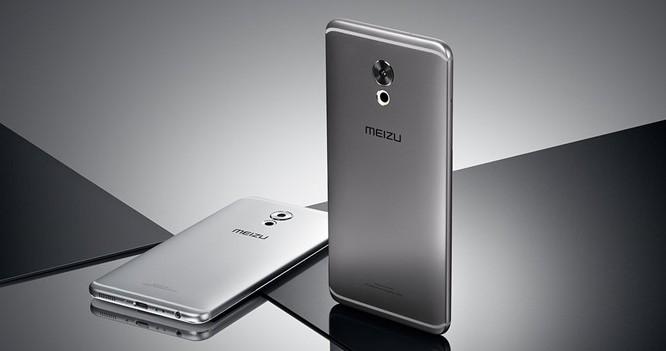 Meizu Pro 6 Plus ra mắt: Màn hình 2K, chip Exynos 8890, phím Home đo nhịp tim