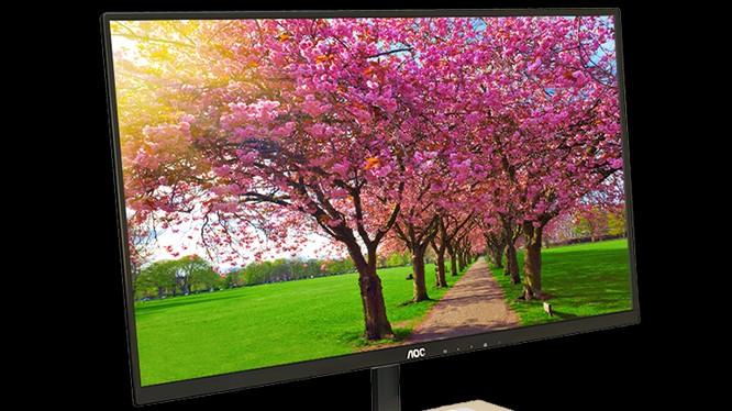 AOC ra mắt màn hình hỗ trợ sạc không dây
