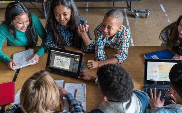 HP giới thiệu laptop 2-trong-1 siêu bền cho sinh viên