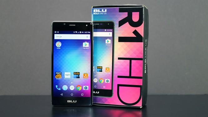 Hãng smartphone giá rẻ Blu sửa sai sau scandal bảo mật