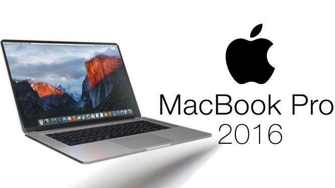 MacBook Pro 2016 bị lỗi hiển thị hình ảnh