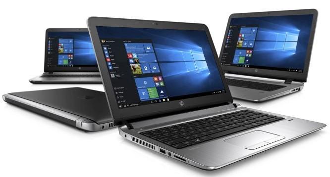 Sang trọng và lịch lãm với dòng laptop mới mạnh mẽ của HP