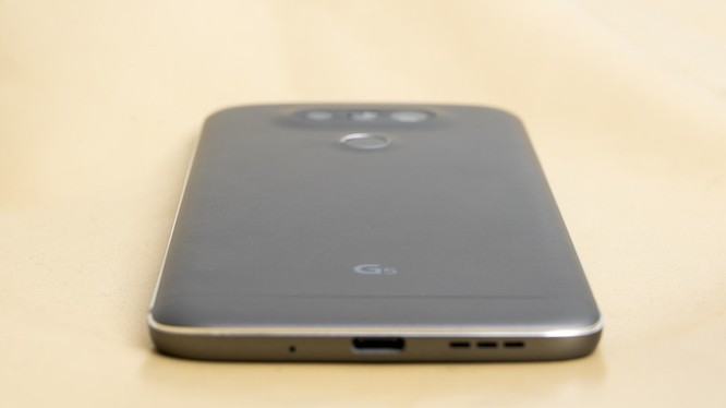 Mẫu smartphone cao cấp LG G6 sẽ có thiết kế chống thấm nước thay vì kiểu mô đun như mẫu LG G5.