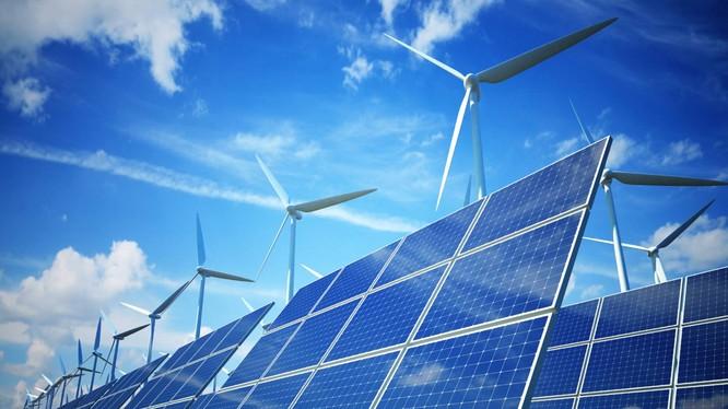 2017: Google cam kết dùng 100% năng lượng sạch