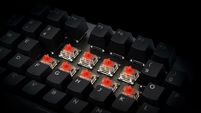Gigabyte ra mắt bàn phím cơ Xtreme Gaming XK700