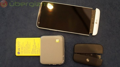 LG G6 sẽ không còn dùng kiểu thiết kế mô-đun như LG G5.