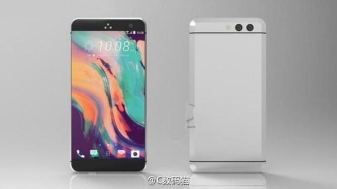 HTC 11 lộ cấu hình khủng: Snapdragon 835, RAM 8GB, ROM 256GB