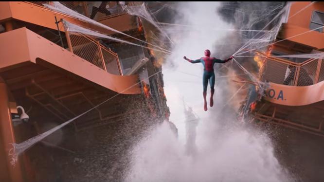 Spider Man tuổi teen tung trailer chính thức, ra rạp ngày 7/7