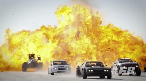Đón xem Fast and Furious 8: Dominic Toretto chống lại đồng đội
