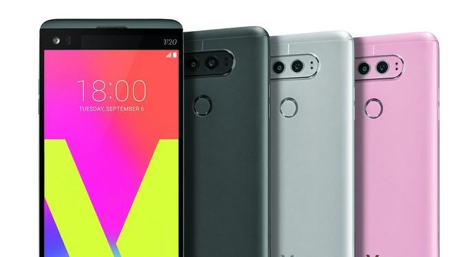 Thử nghiệm nhanh camera kép trên smartphone LG V20