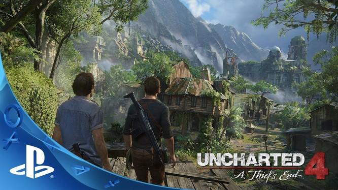 Uncharted 4: Survival mở rộng nhịp hành động sống còn