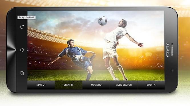 Asus ZenFone Go TV giá 3,49 triệu đồng