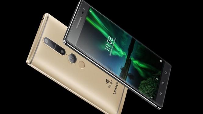 Trên tay Lenovo Phab2 Pro - smartphone sở hữu 4 camera