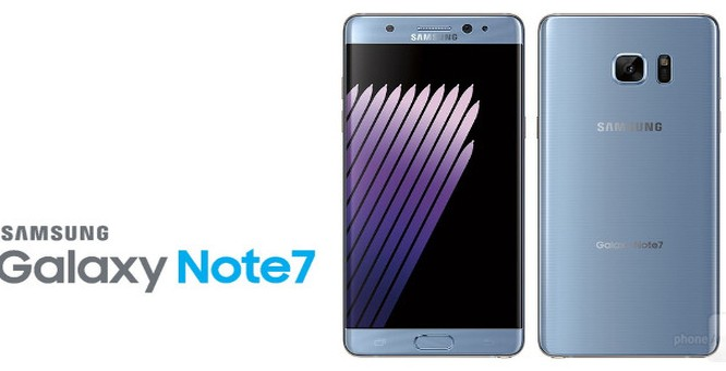Tìm ra nguyên nhân gây cháy trên Galaxy Note 7